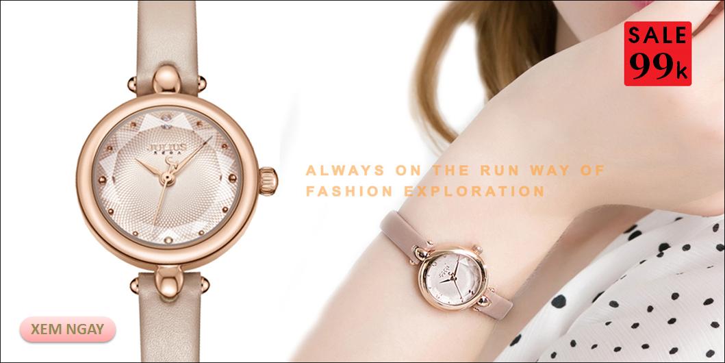 Đồng hồ Nữ Sale 99k