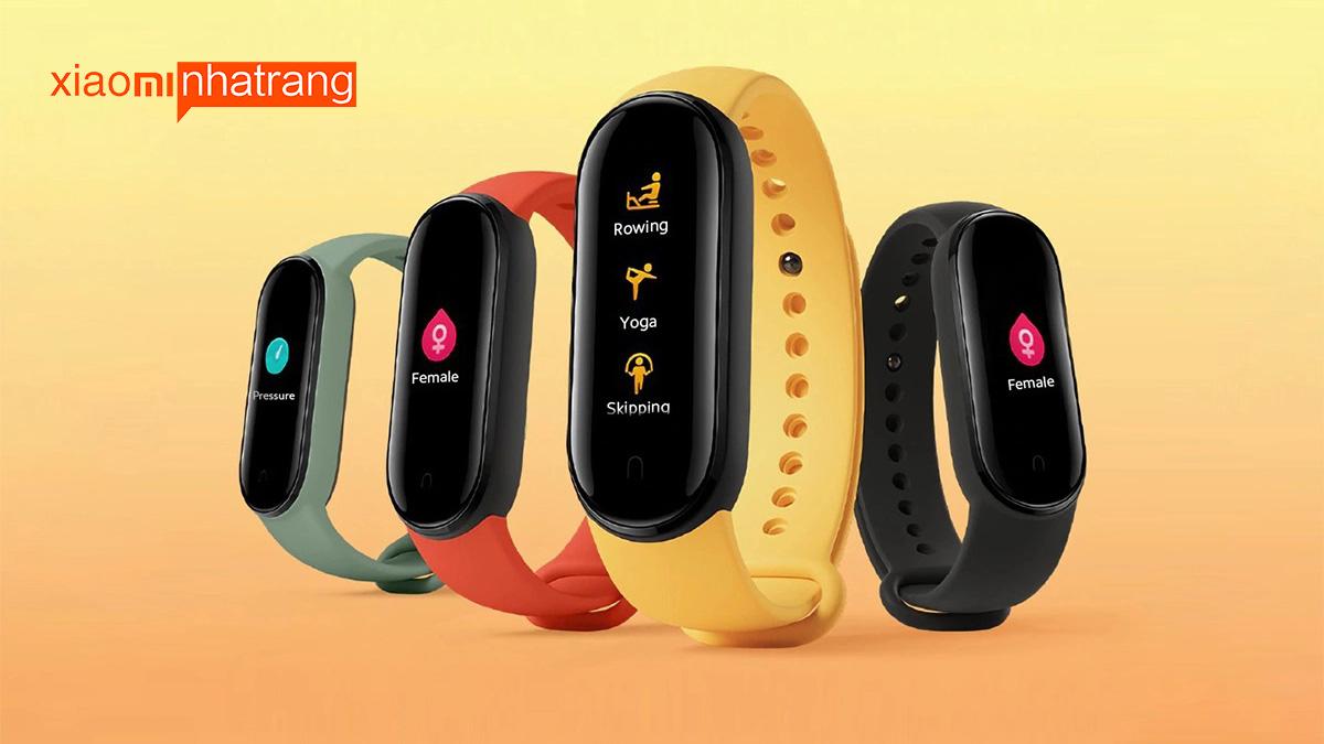 Vòng đeo tay thông minh Xiaomi Miband