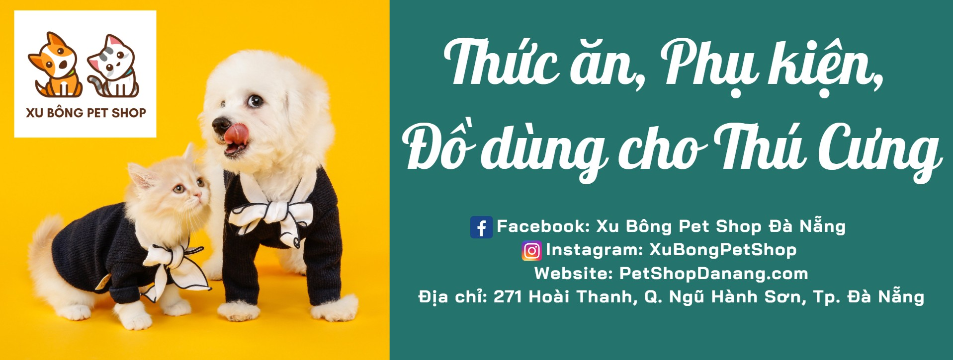 Xu Bông Pet Shop